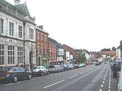 Evans Has A Sister City In England