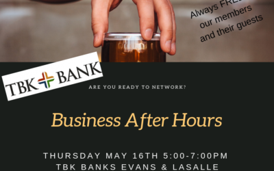 Business After Hours at TBK Banks