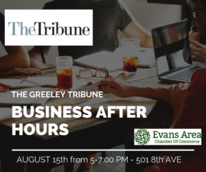 Business After Hours at The Greeley Tribune @ The Greeley Tribune | Greeley | Colorado | United States