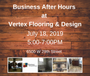 Business After Hours at Vertex Flooring & Design @ Vertex Flooring & Design | Greeley | Colorado | United States