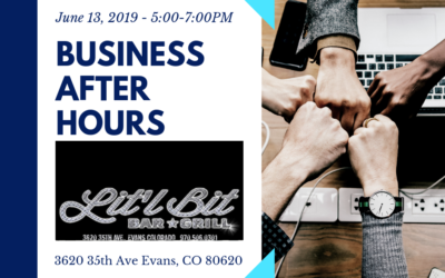 Business After Hours at Lit'l Bit Bar & Grill