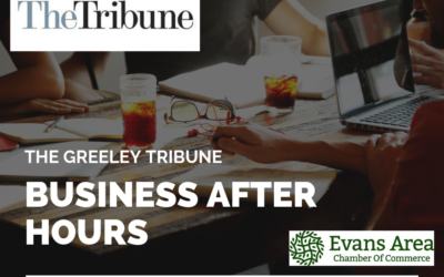 Business After Hours at The Greeley Tribune