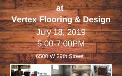 Business After Hours at Vertex Flooring – July 18th