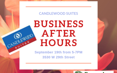 Business After Hours at Candlewood Suites