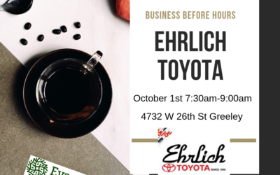 Business Before Hours @ Ehrlich Toyota