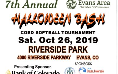 Halloween Bash Softball Tournament