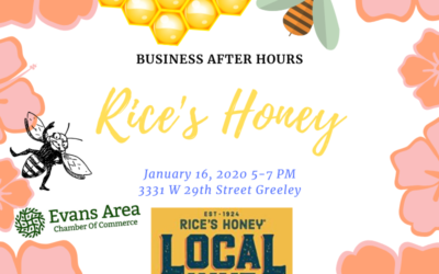 Business After Hours at Rice's Honey