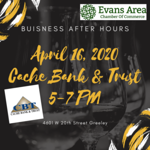 Business After Hours at Cache Bank & Trust @ Cache Bank & Trust | Greeley | Colorado | United States