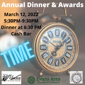 38th Annual Dinner & Awards Ceremony @ Greeley/Evans Moose Lodge 909 | Evans | Colorado | United States
